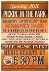 Pickin in the Park