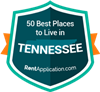 50 Best Places to Live in Tennessee