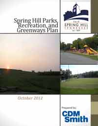 Parks, Recreation and Greenways Master Plan