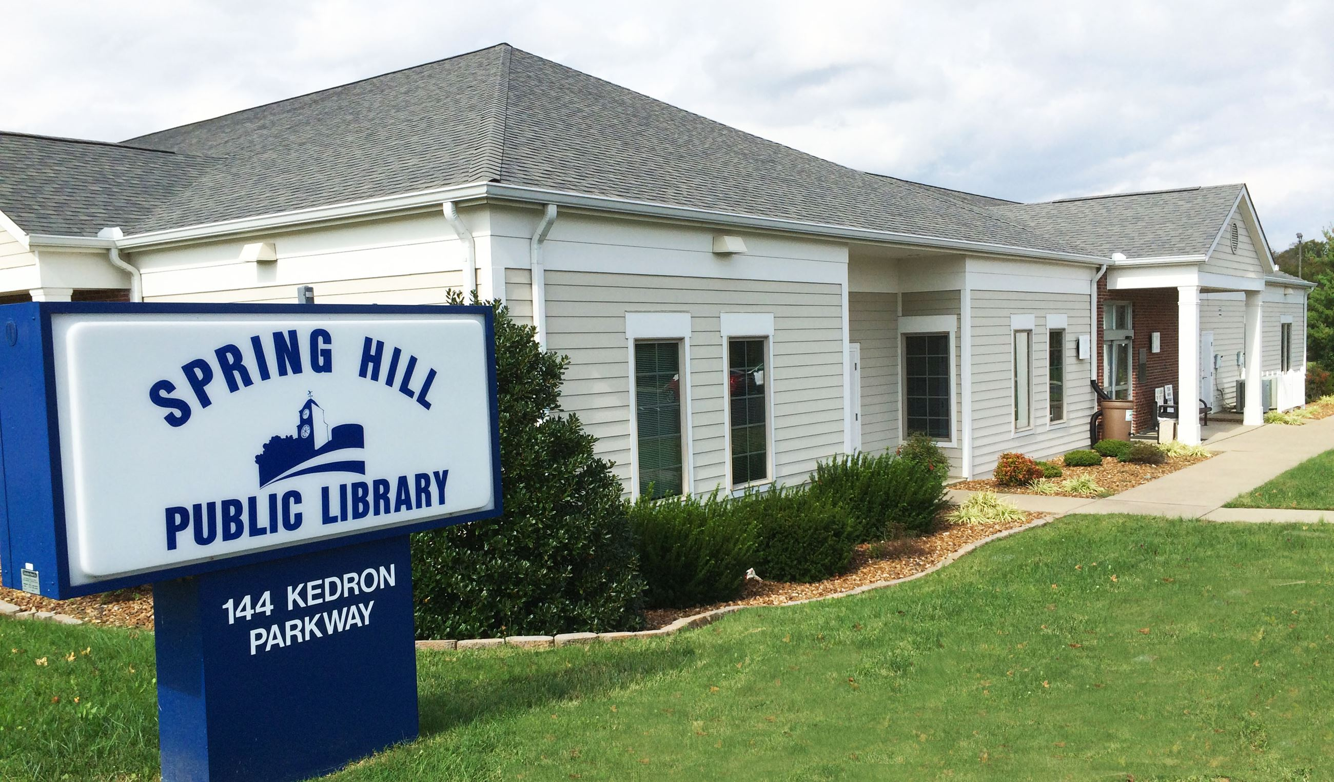 Spring Hill Public Library open house
