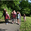 Spring Hill Walk to School Day