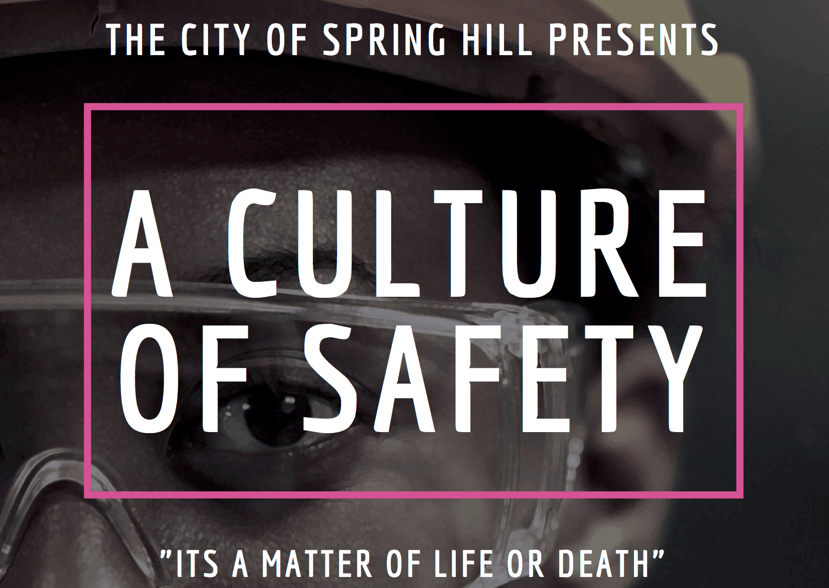Culture of Safety Public Flier
