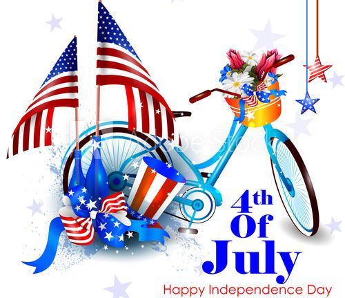Fourth of July Bicycle Parade