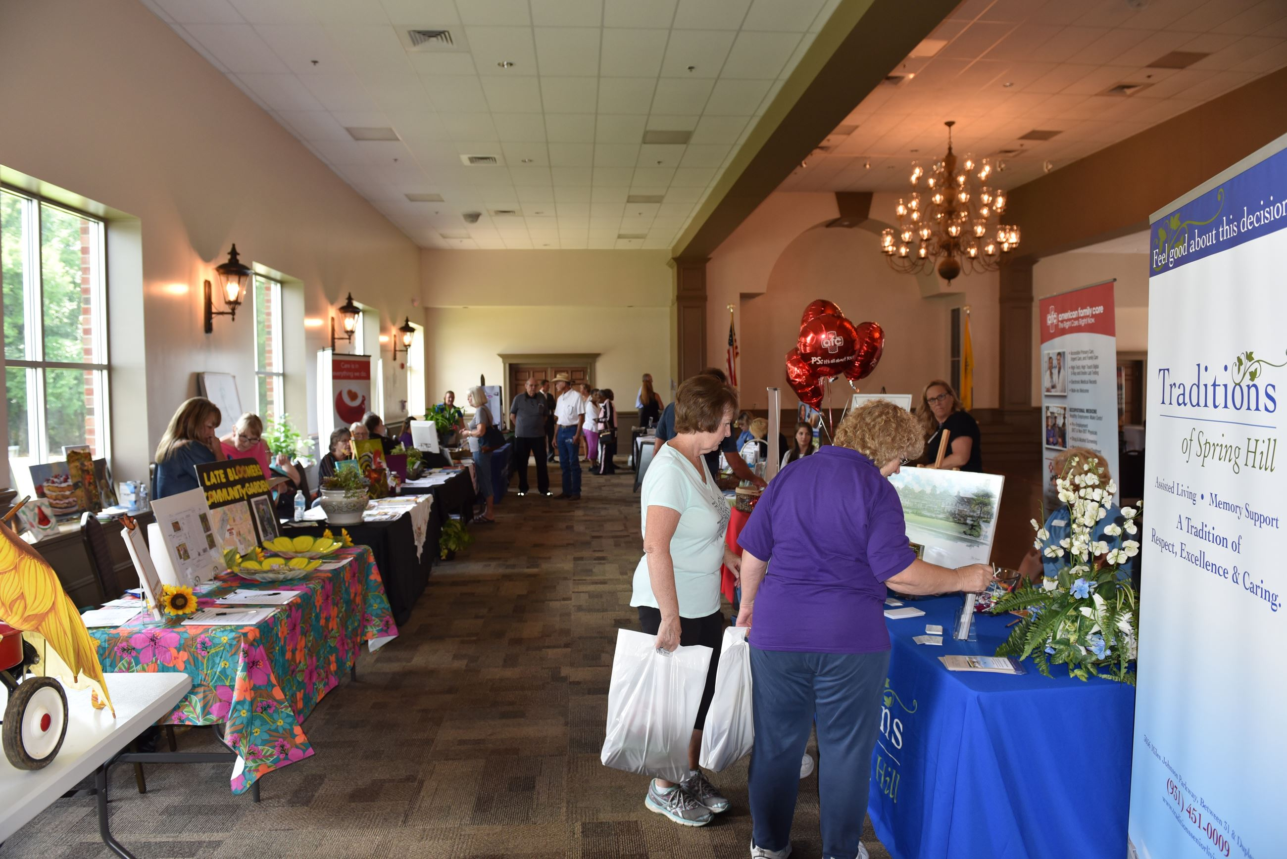 8th Annual Spring Hill Health & Wellness Fair July 19 & 20