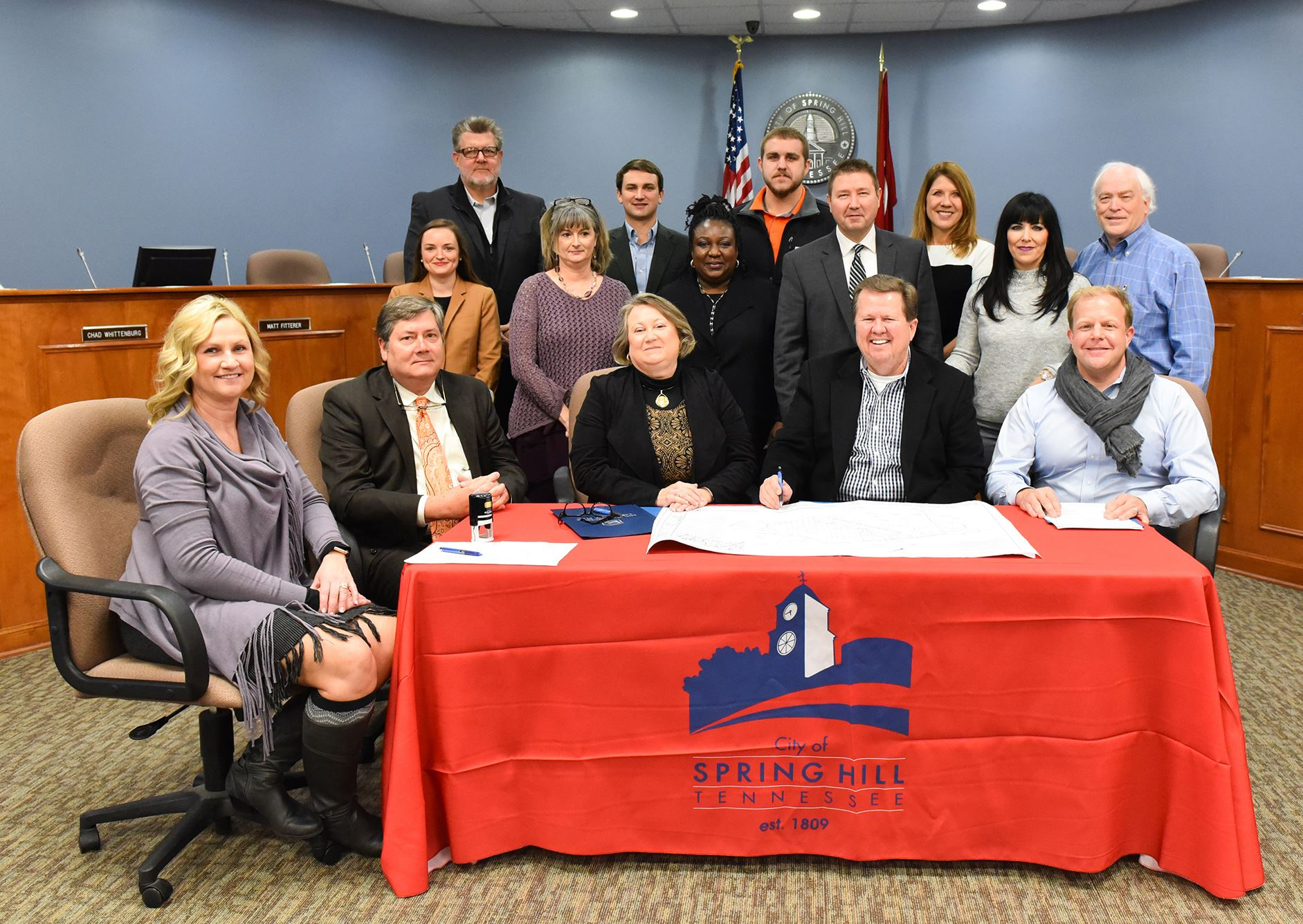 Northfield purchase signing