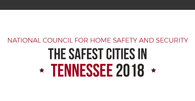 Safest Cities In Tennessee Opens New Window