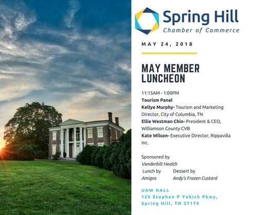 Spring Hill, TN - Official Website