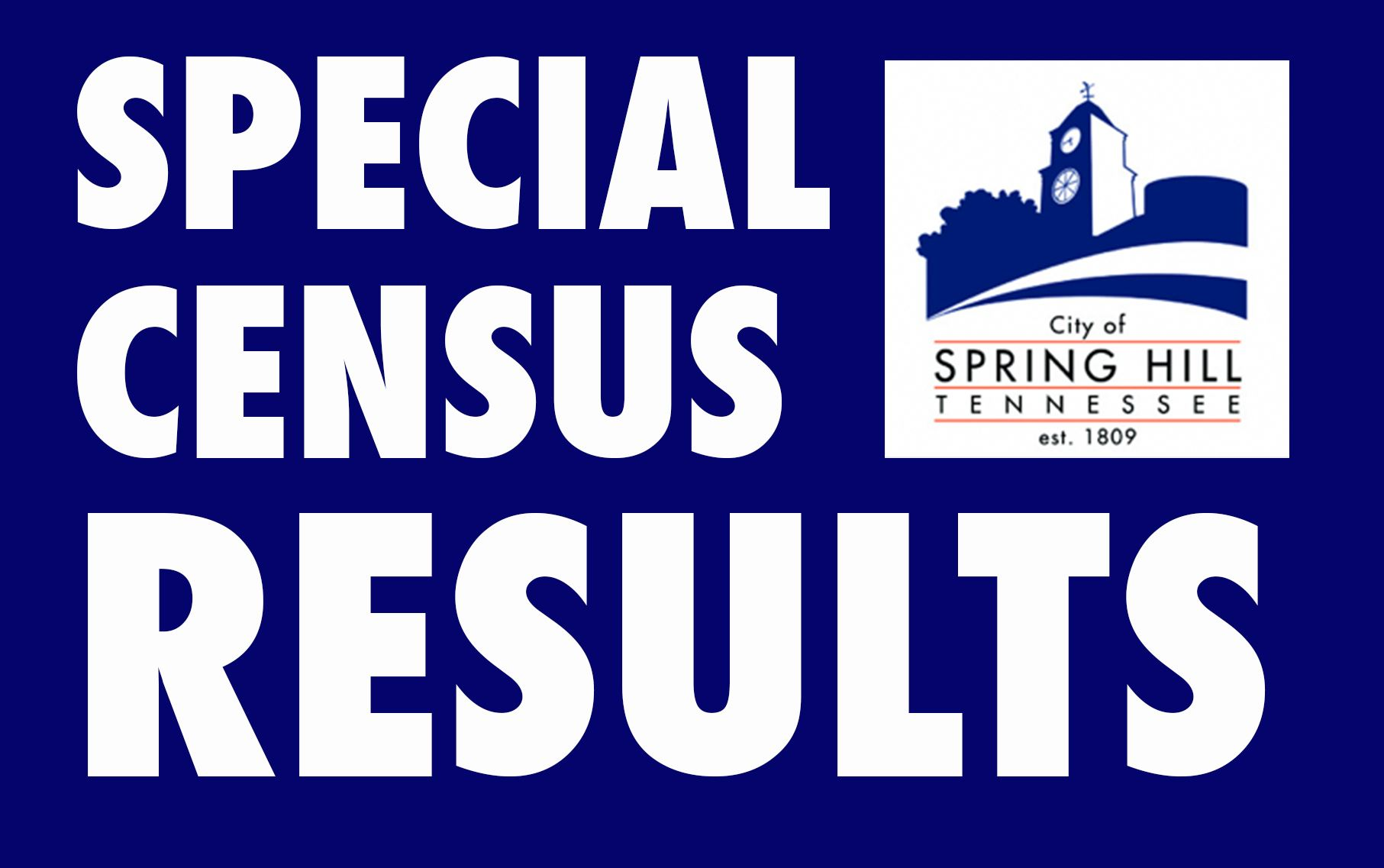 Census Results