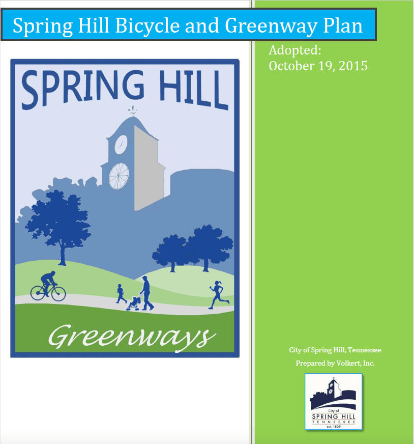 Bike and Greenway Plan