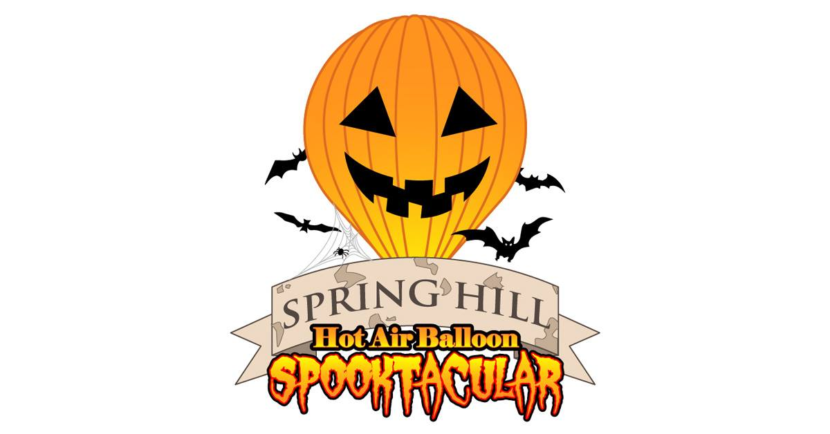 hot air ballon spooktacular