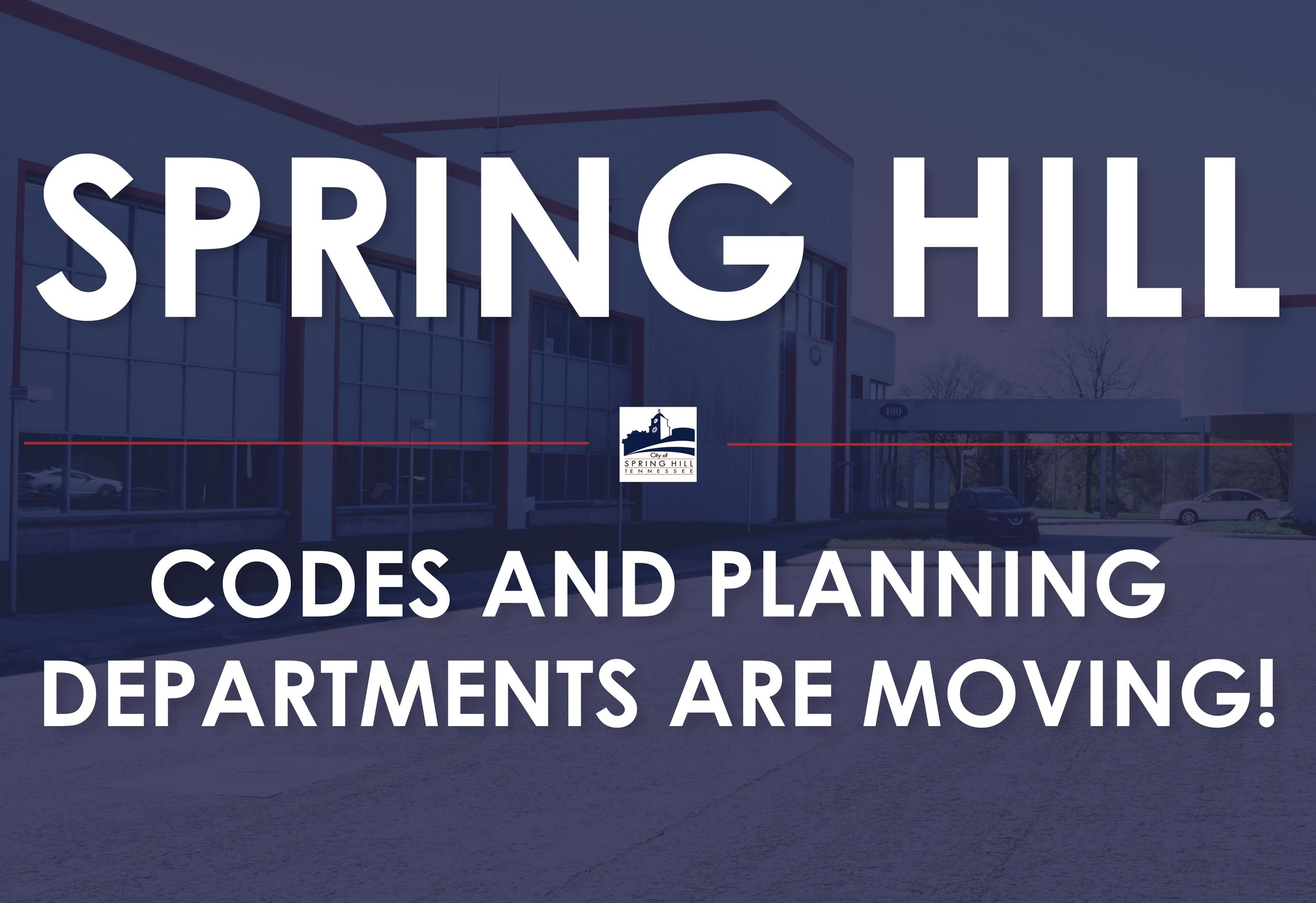 Codes and Planning moving
