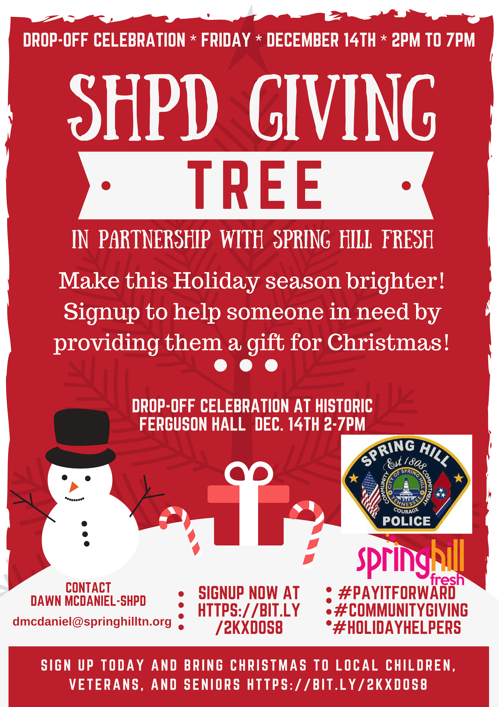 SHPD-Giving-Tree2018