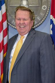 Mayor Rick Graham head shot photo