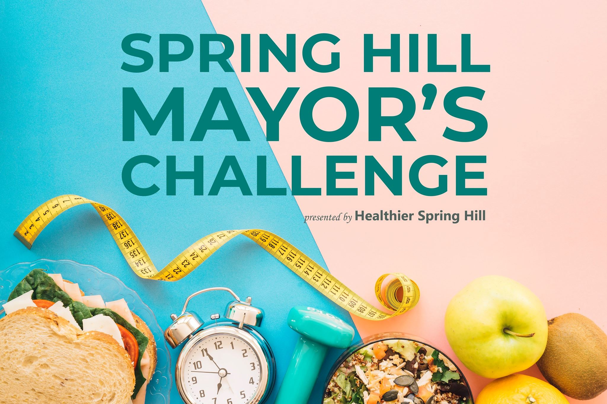 Spring Hill Mayor's Healthy Challenge 2019