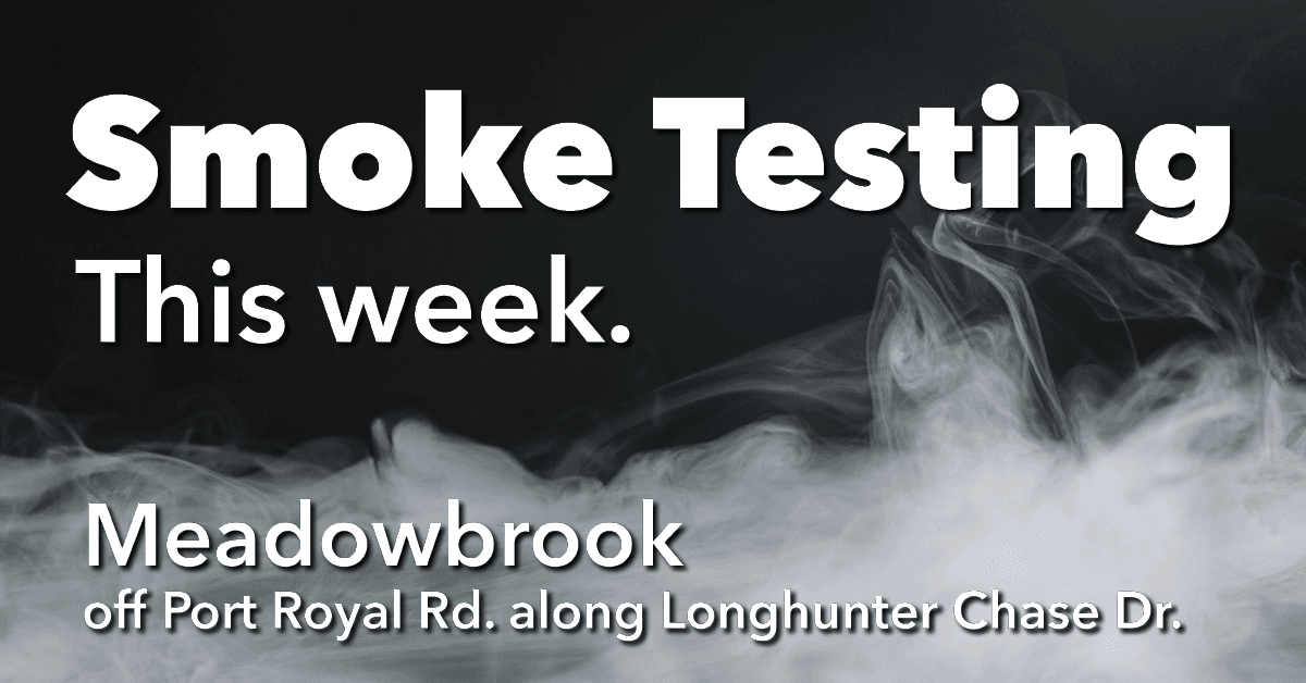 SMOKETESTING MEADOWBROOK 7.13.20