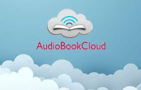 AudioBookCloudblue