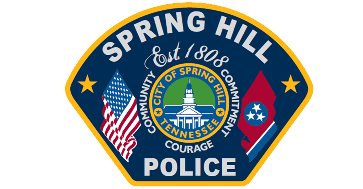 Police Patch graphic