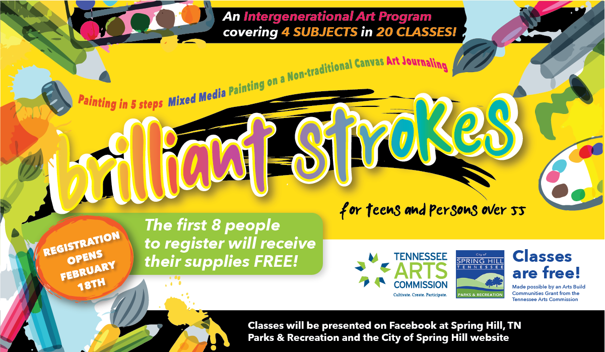 Brilliant Stroke flyer 2.3.2021