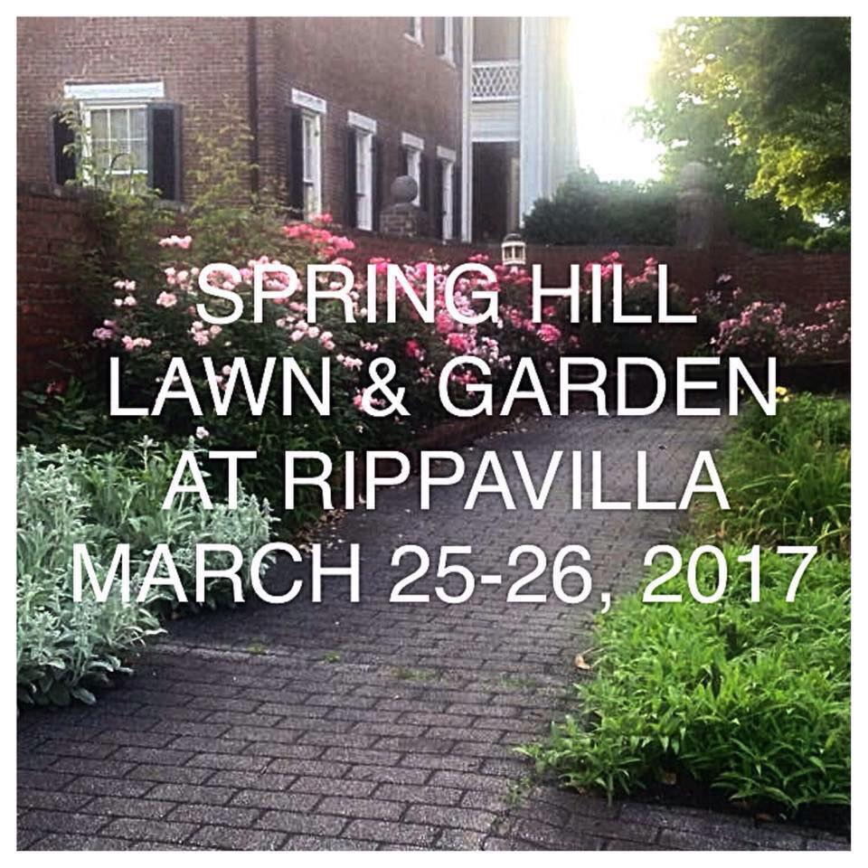 Spring Hill Lawn and Garden Show at The Barn at Rippavilla