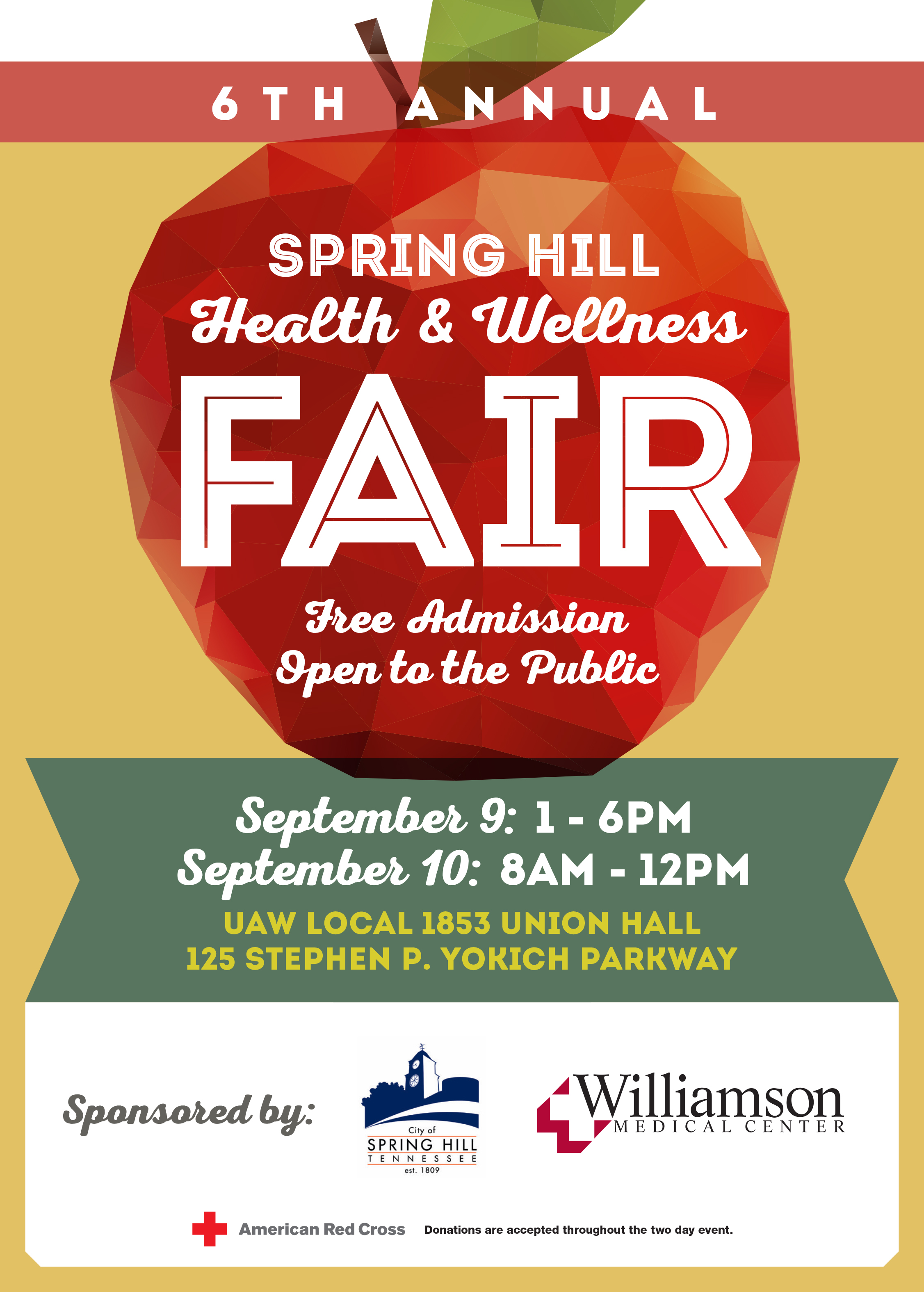 Health-Wellness Fair