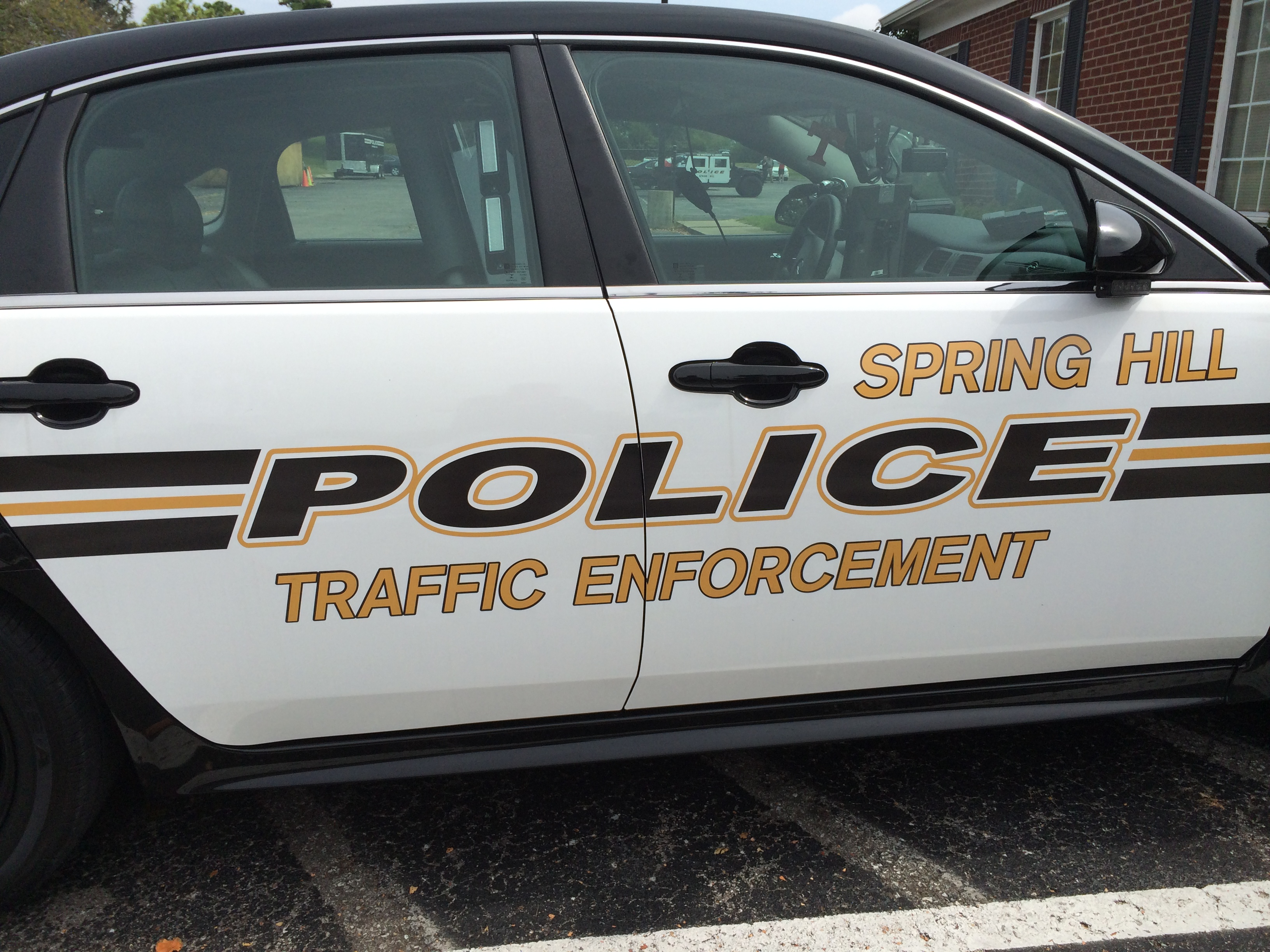 SHPD Traffic Enforcement