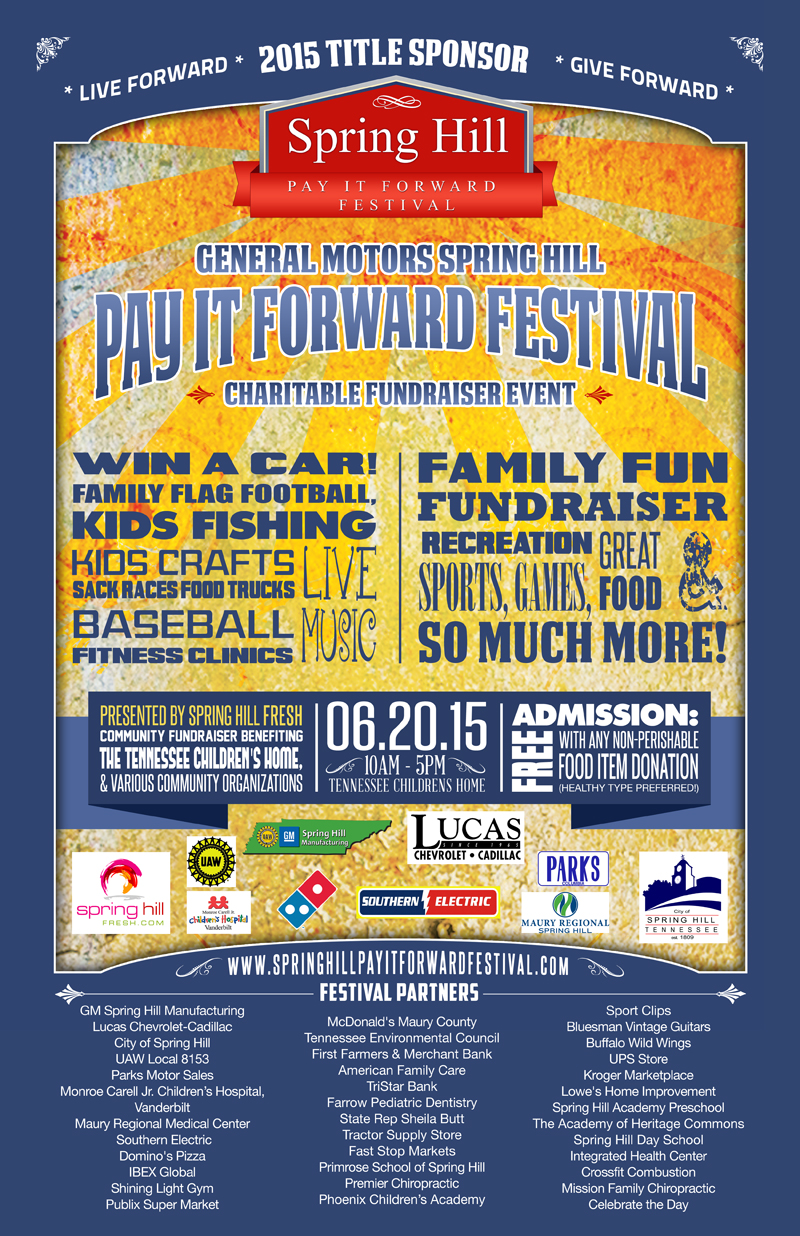 Pay It Forward Festival