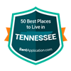 Third Best Place to Live in TN