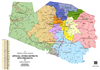 Williamson Co Voting Precinct District Map