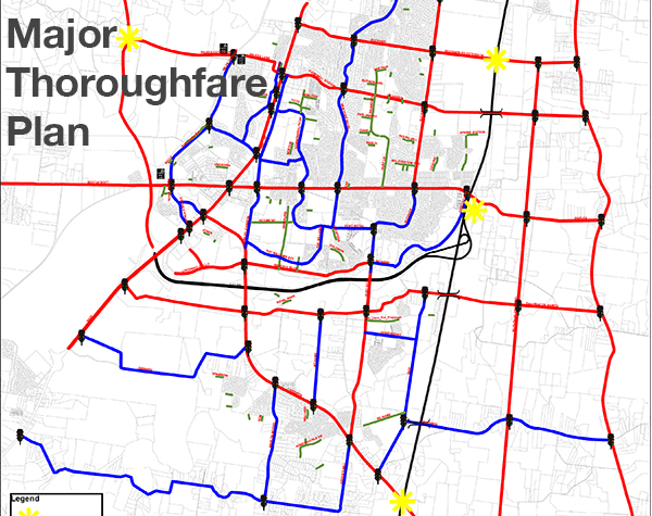 Major Thoroughfare Plan