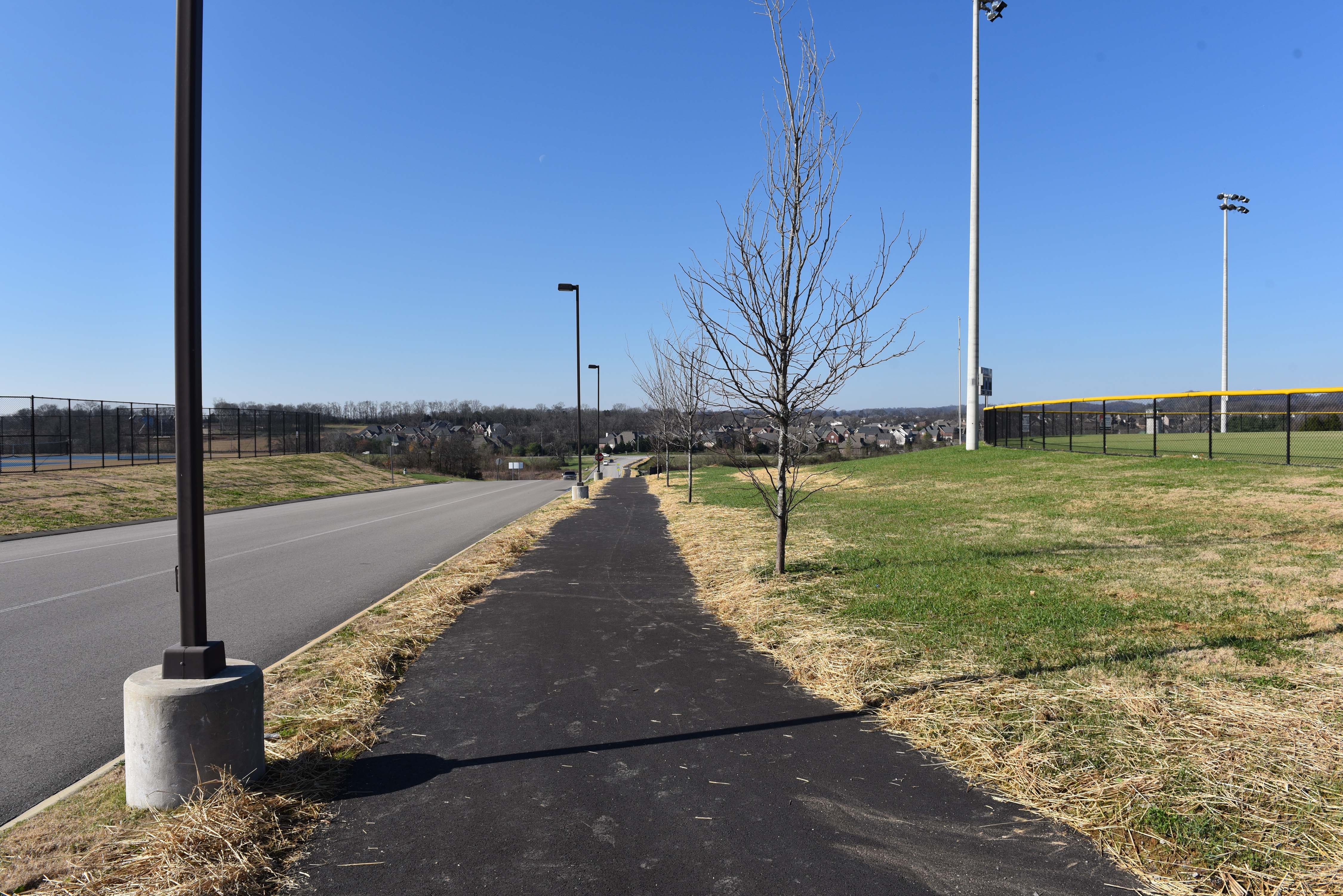 Spring Station Walking Trail