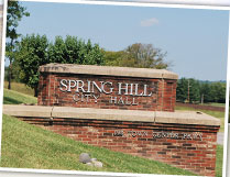 Spring Hill City Hall